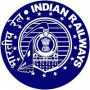 indian railway logo blue
